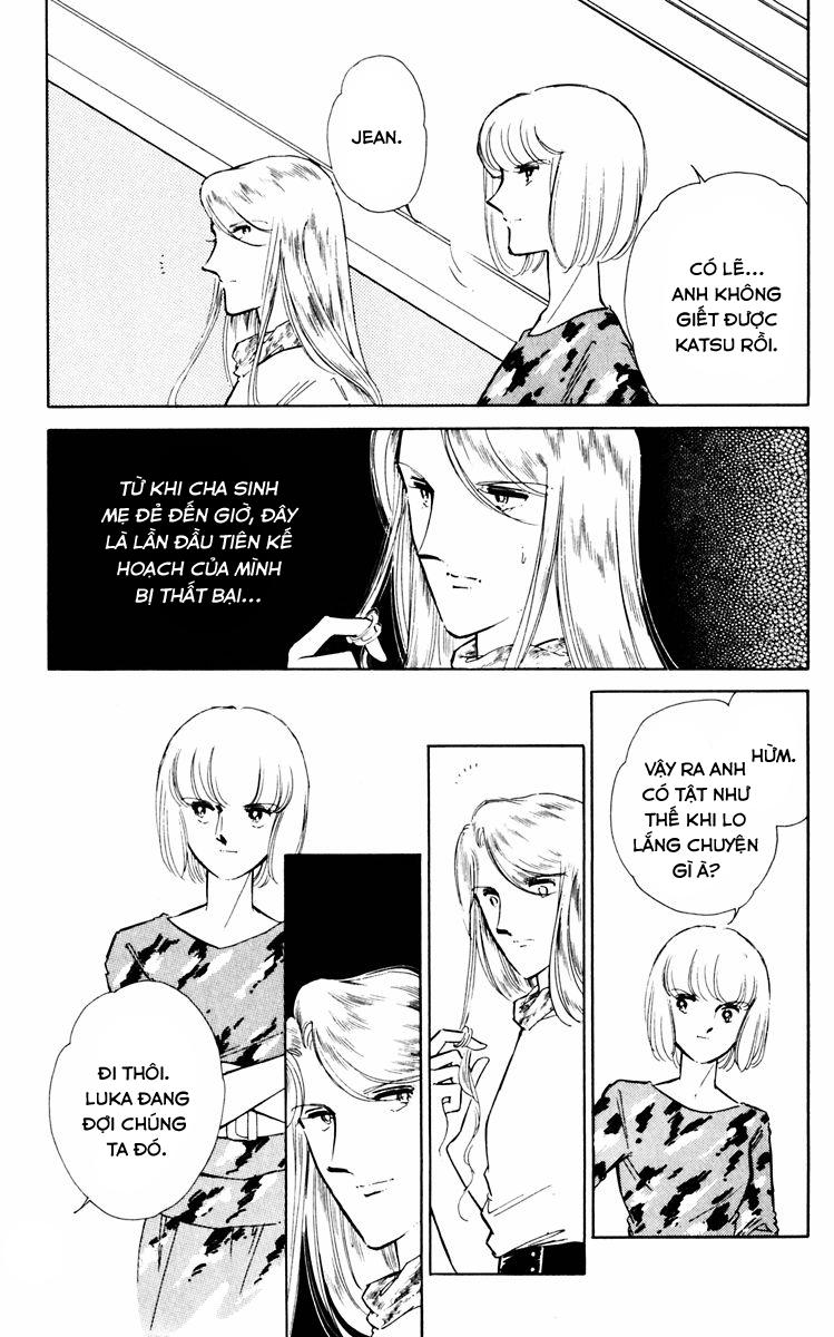 Umi no Yami, Tsuki no Kage chap 36 - Trang 27