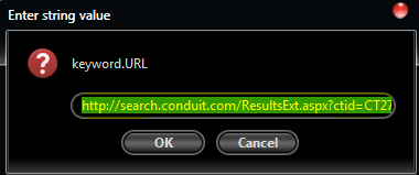 Remove Conduit Search Virus And Redirection