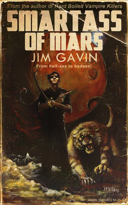 Jim Gavin's SMARTASS OF MARS