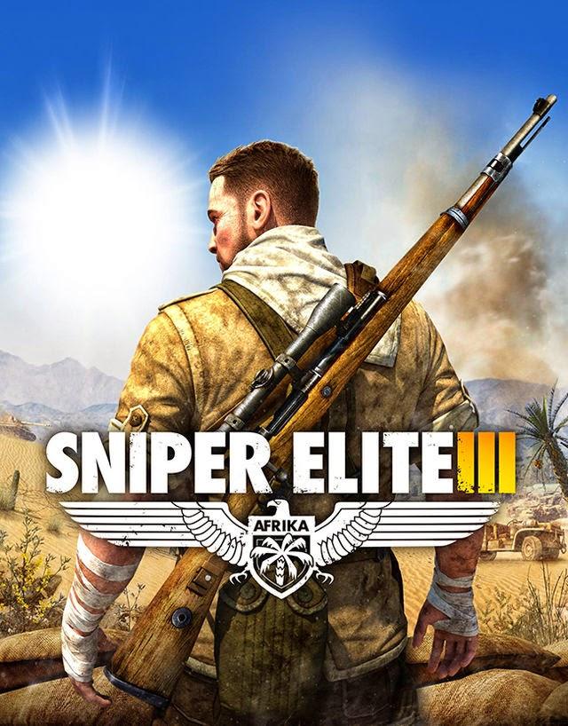 Game PC Sniper Elite 3