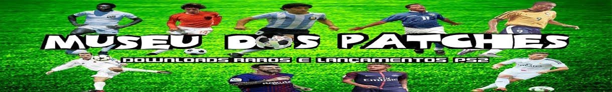 Museu dos Patches - PS2
