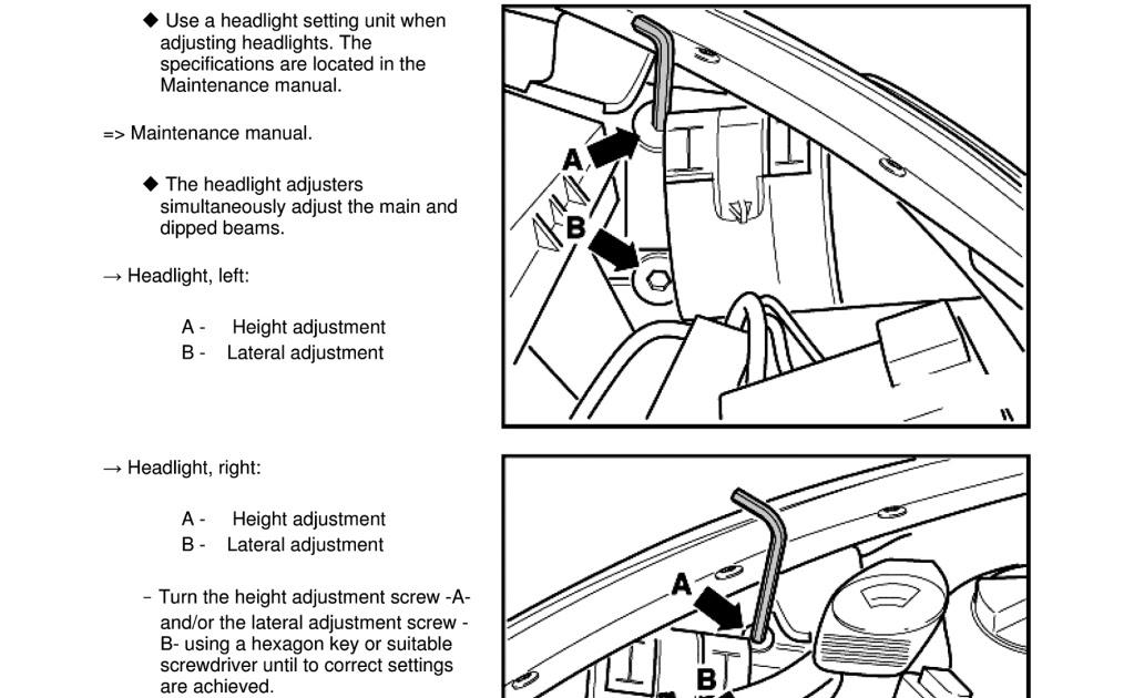 Ajustes de los ejes delanteros del coche de la vendimia