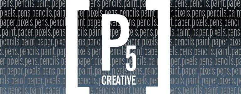 [P5]CREATIVE