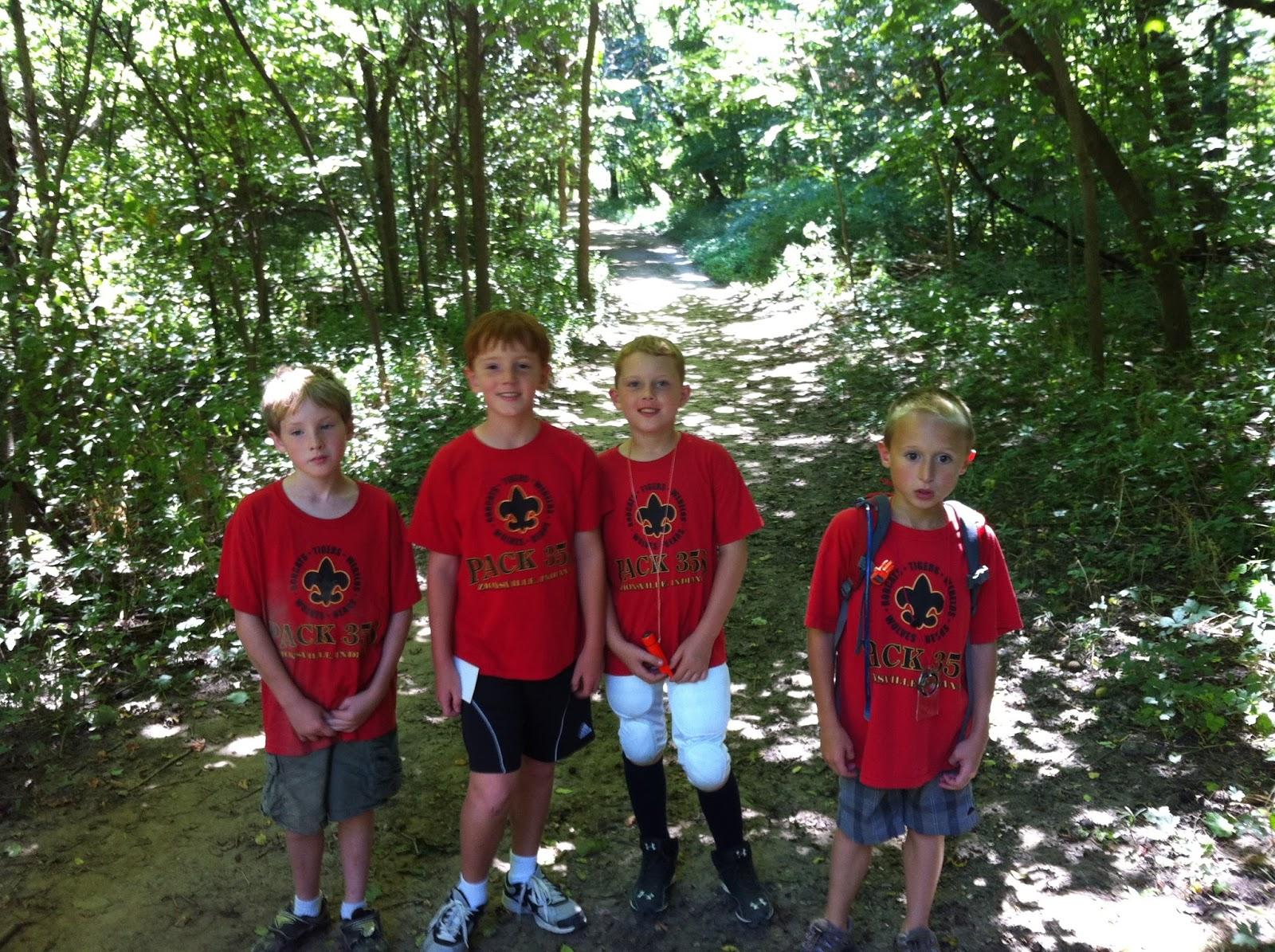 purenudism boy Surviving the Boy Scout Nature Hunt