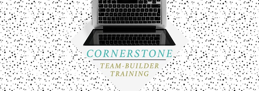 Independent Study - Cornerstone Team Builder Training