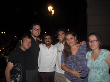 Foto del Grupo (antes)
