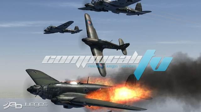 Imágenes IL-2 Sturmovik Cliffs of Dover PC Full Español PROPHET