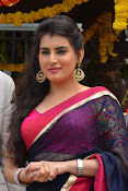 Archana Launches Srinivasa Textiles Photos-thumbnail-7