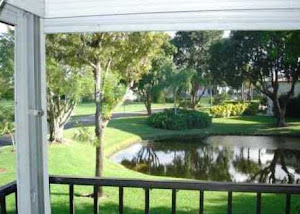 COUNTRY CLUB SETTING, WATER VIEW, BOCA LAGO