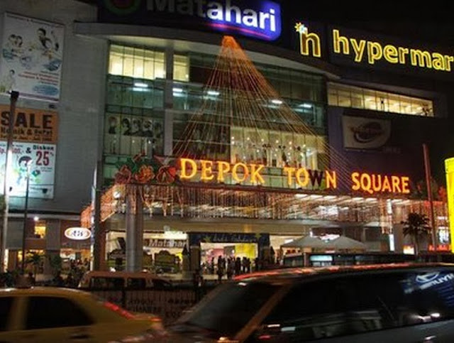 Bioskop Depok Town Square Bogor
