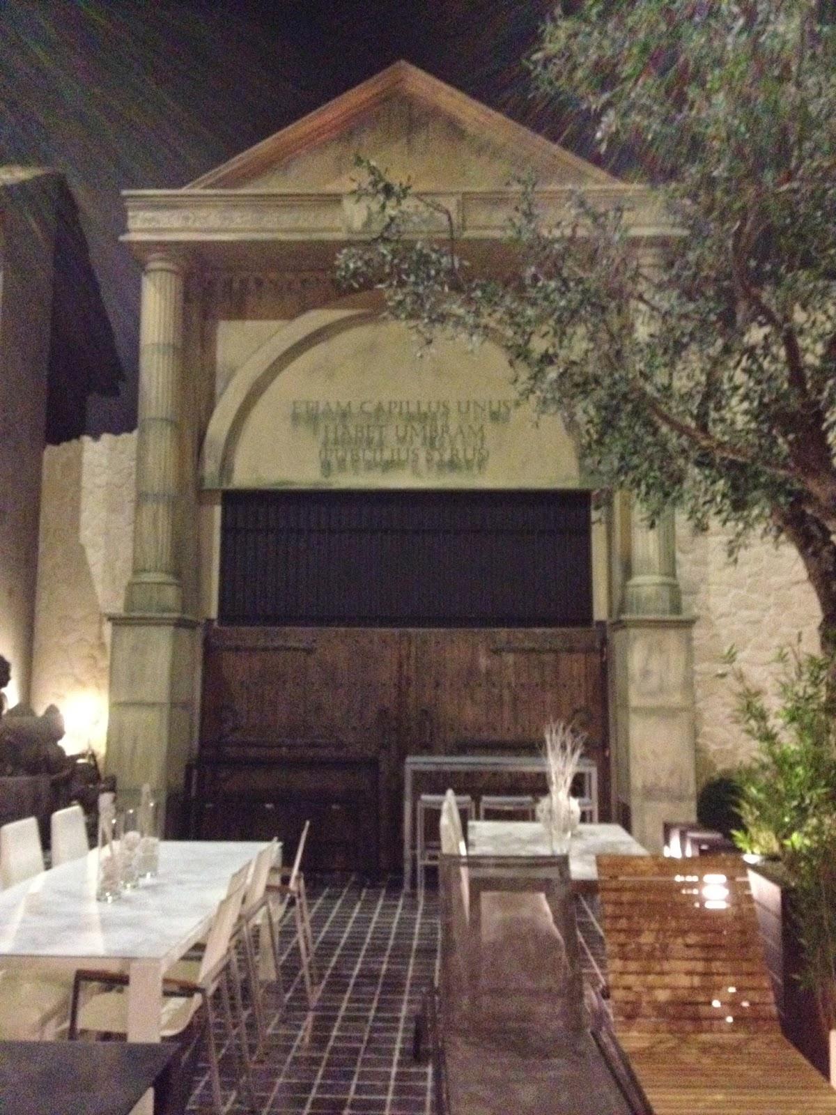 Garcya's place: november 2014