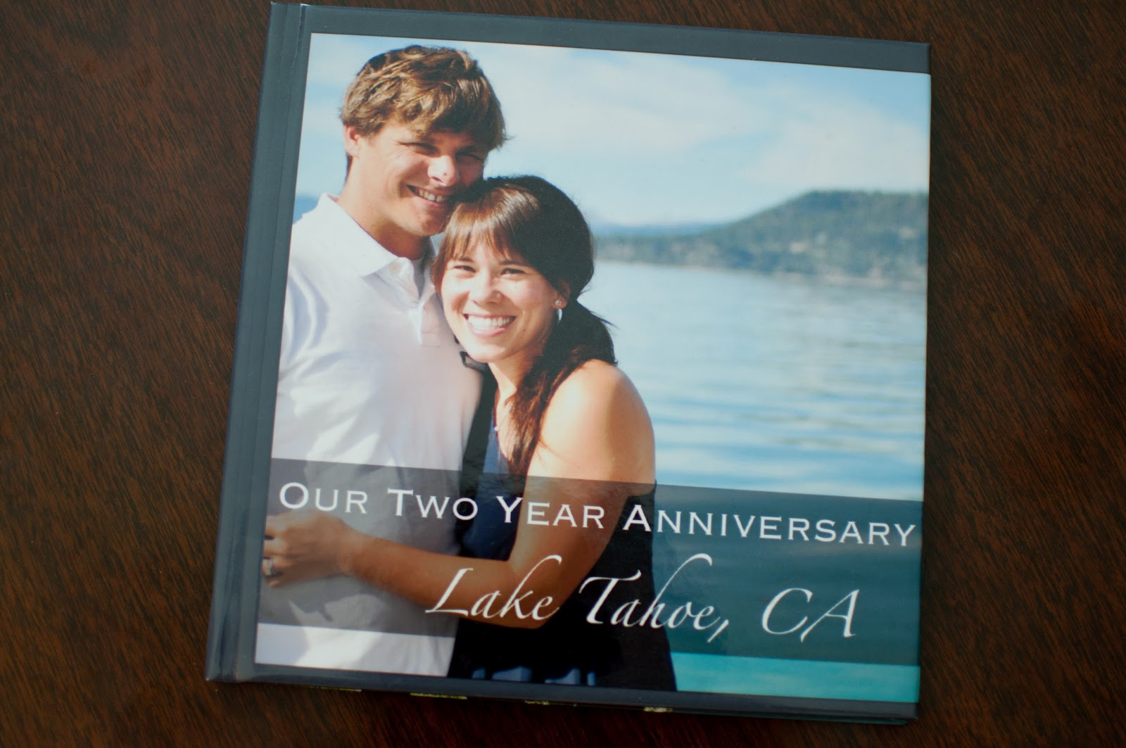Domestic fashionista: two year anniversary shutterfly photo book