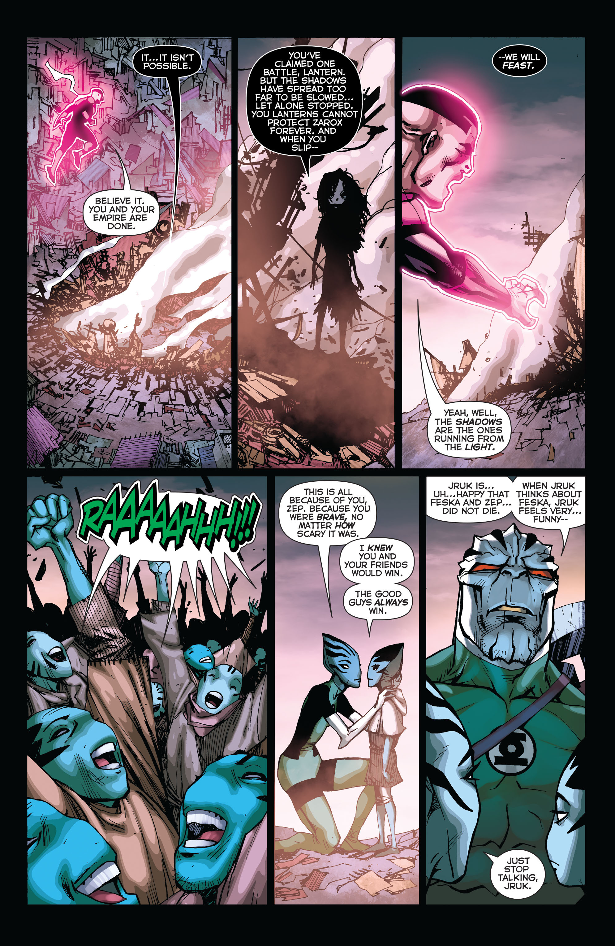 Green Lantern Corps (2011) Issue #40 #43 - English 26