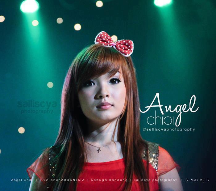 Angel Chibi Cherry Belle