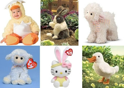 TheJungleStore.com   Easter Basket Gift Ideas
