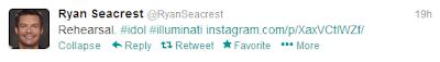 Ryan Seacrest tweet