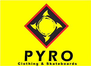 PYRO CLOTHING & SKATEBOARDS DIST.