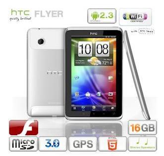 Heute bei iBood: HTC Flyer 16 GB für 265,90 Euro inklusive Versandkosten