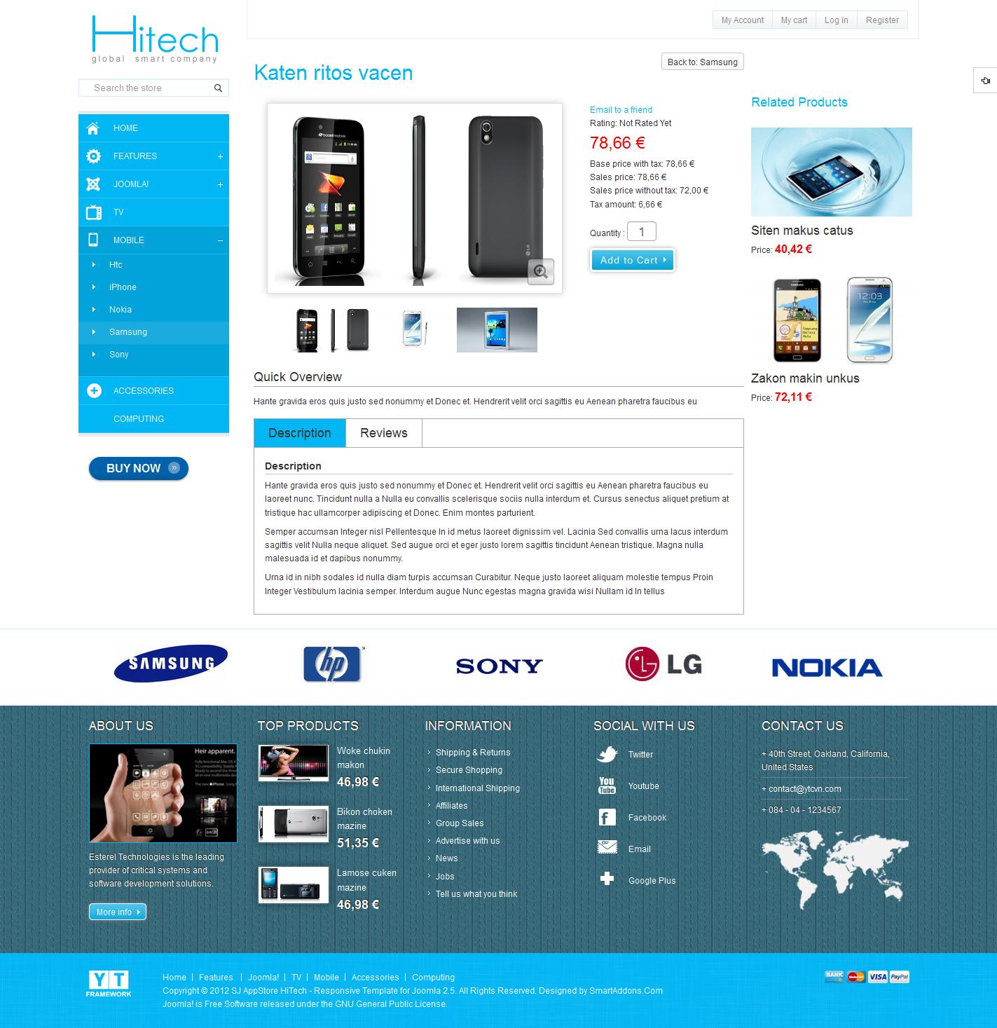 SJ-AppStore-HiTech-Best-eCommerce-Joomla-Template