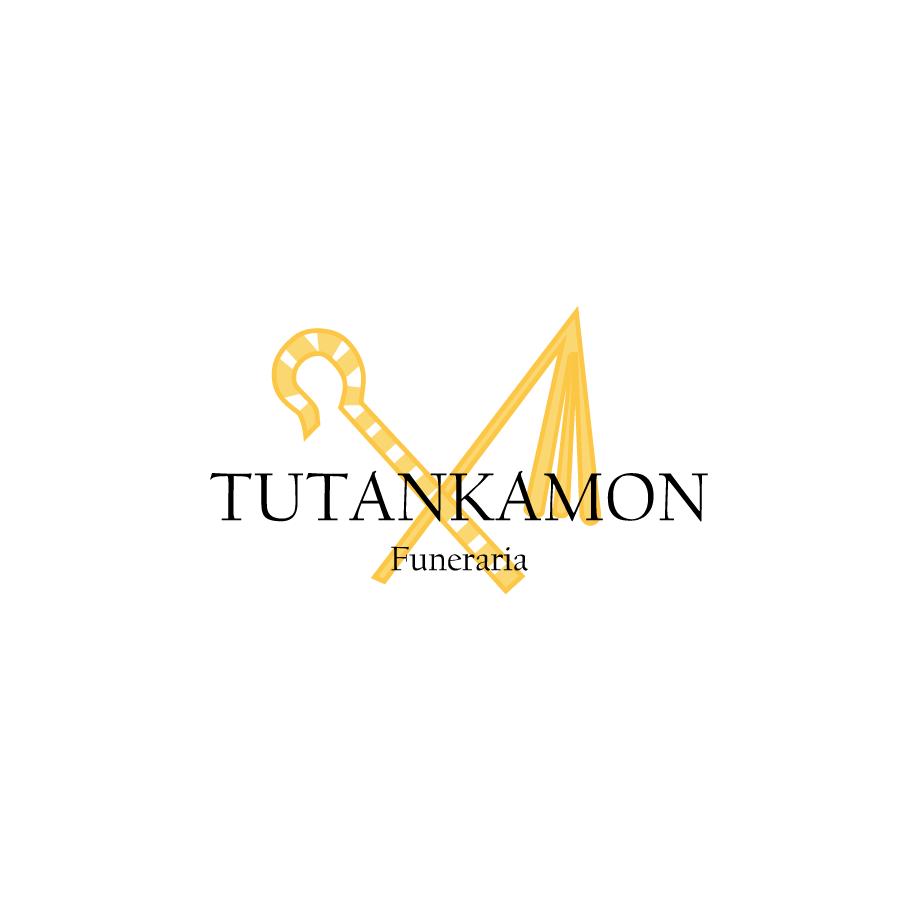 Logotipo Funeraria Tutankamón