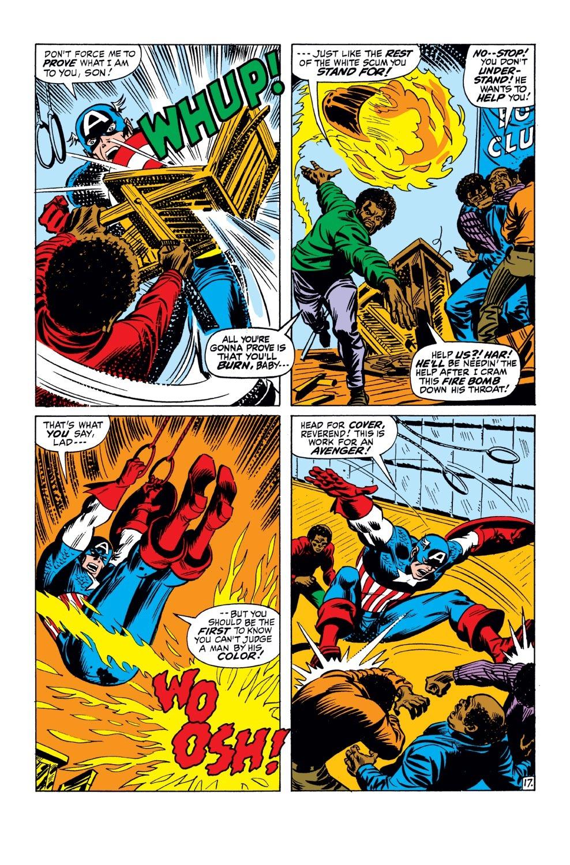 Captain America (1968) Issue #143 #57 - English 18