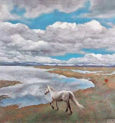 paisajes-con-caballos-blancos