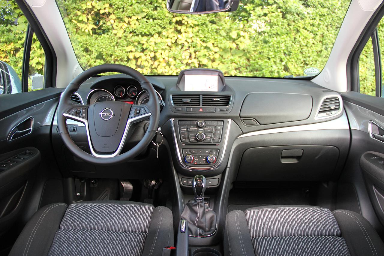 Opel mokka autosmr for Interieur opel mokka