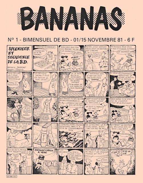 Bananas #01-#03   Collection complète