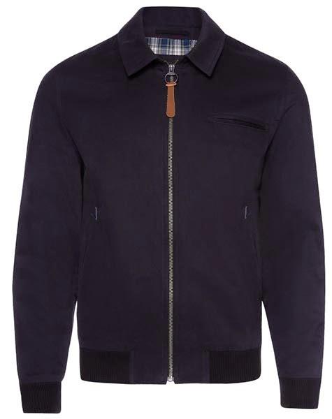 Primark online: chaqueta Farrell con cremallera