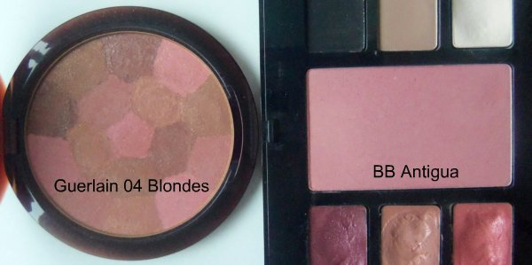 Guerlain 04 Blondes, BB Antigua