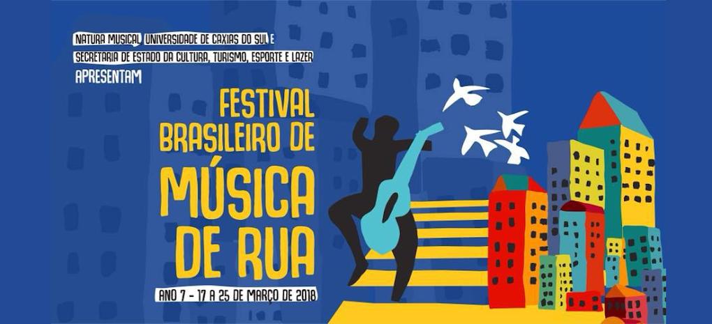 Festival Brasileiro de Música de Rua - Amor Pela Música