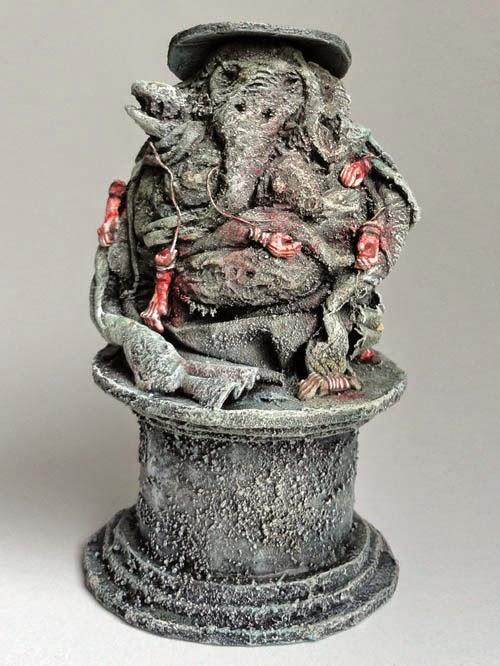 Joyeuse Garde: Il tempio della Femmina Obesa - Temple of ...