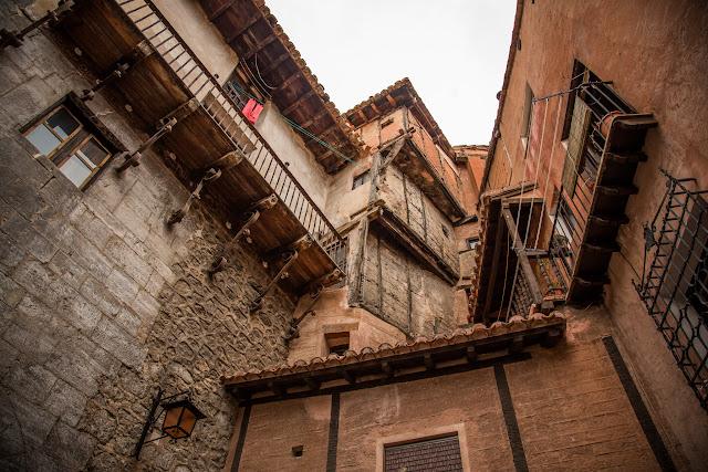 Albarracín :: Canon EOS5D MkIII | ISO200 | Canon 24-105 @24mm | f/5.0 | 1/320s