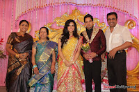 Celebraties at Actor Bharat n Jessy Wedding Reception Photos+%252881%2529 Actor Bharath n Jessy Wedding Photos