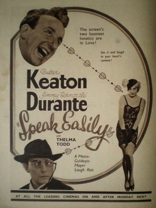 Buster Keaton – Speak Easily (1932)