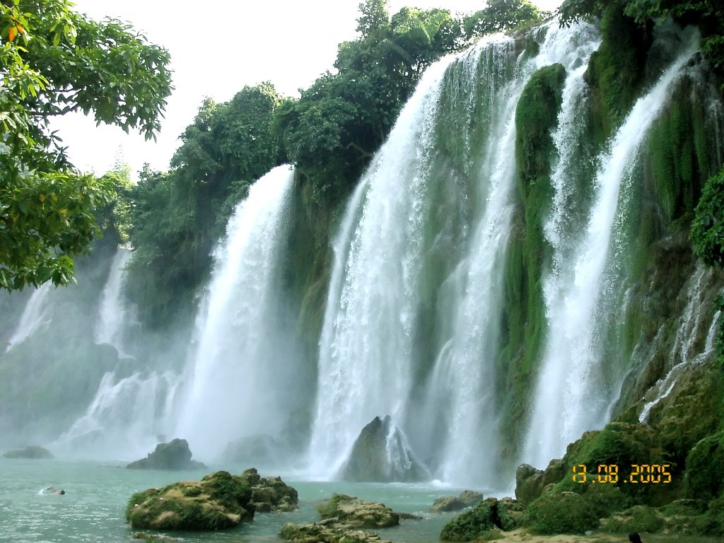 Hanoi - Ba Be Lake and Ban Gioc Waterfall