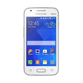 Samsung Galaxy V Plus Putih Smartphone [4 GB]