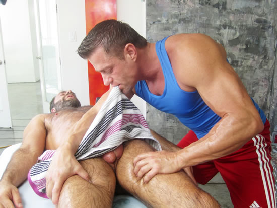 gay bears massage