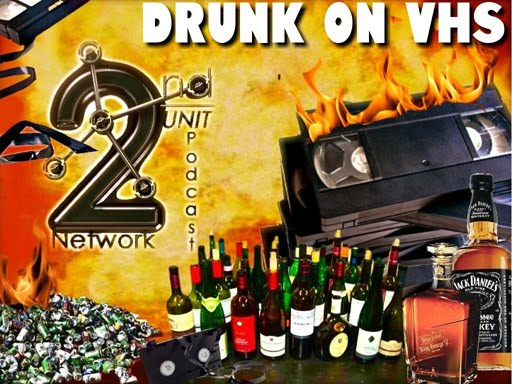 Drunk on VHS - Raise your Glass for VHS... NOW CHUG!