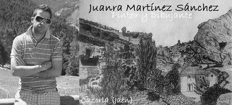 Juanra Martínez Sánchez Pinturas y Dibujos