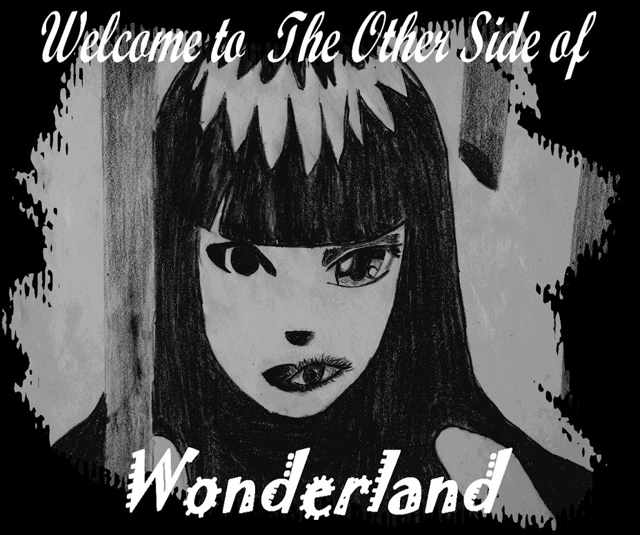 The other side of wonderland