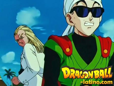 Dragon Ball Z capitulo 209