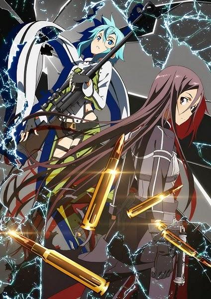 Sword Art Online Gun Gale Online 2014