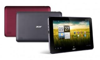Acer Iconia Tab A200 Spesifikasi, Fitur dan Info Harga