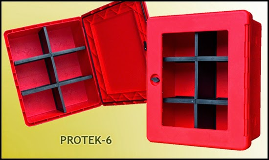 Armario para epis PROTEK-6