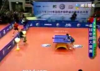 Jaguh Main Ping Pong