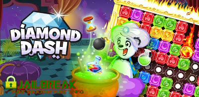 Diamond Dash Free Gold 6 December 2013