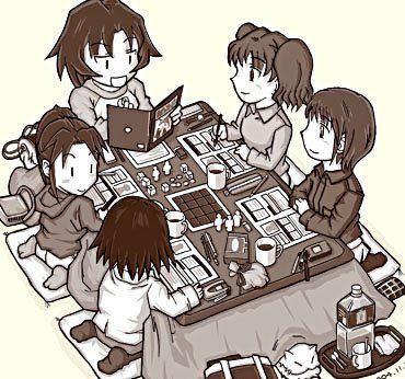 Você sabe o que e um RPG de mesa? Rpg