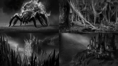 Dark Souls 2 New Artworks