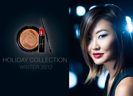 Collection Holiday 2012 de Makeup by Nicole Fae